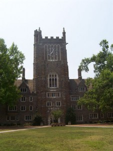Duke University in Durham, NC