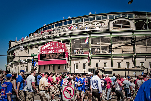 wrigley Best Sports Cities in America