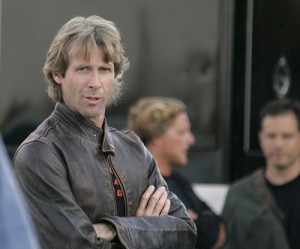 Hollywood director, Michael Bay