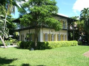 Nobel Prize winner, Ernest Hemingway's home