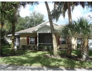 Heritage Oak Park Villa in Port Charlotte, FL