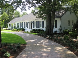 Our beautiful home in Wilmington, N.C.