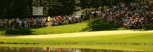 Augusta National Golf Club plays host to The Masters