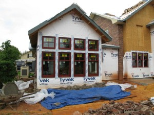 Tyvek 300x225 The 10 Home Remodeling Projects You Should Not DIY.
