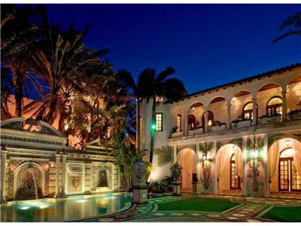 Florida mega mansion