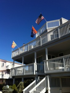 Our vacation home in Long Beach Island, NJ