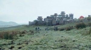 Sturdy, reliable and strong are three words that define Winterfell castle and its people.
