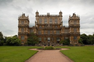 Wayne Manor in The Dark Knight Rises