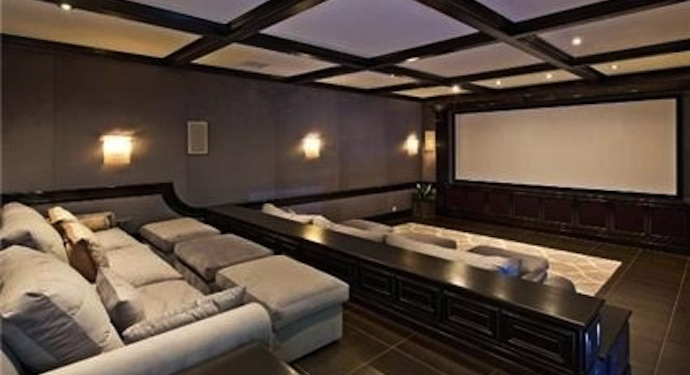 Man Cave Theater