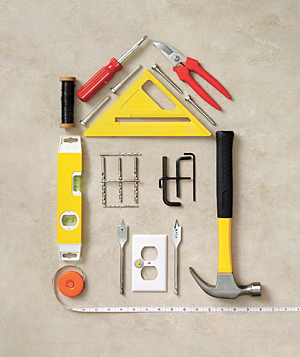 home repair tools 300 How to Prioritize Home Repairs