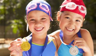 kidolympics Family Fun Month: Olympics at Your Home