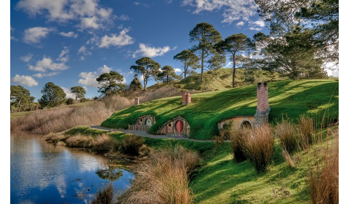 The Shire *Courtesy of Conde Nast Traveler