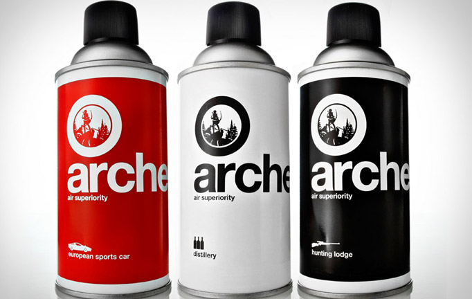 ArcherMen Home Freshener Manly Scents