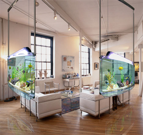 livingroom Could Having a Fish Tank at Home Improve Your Health?
