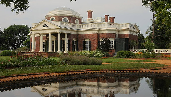 monticello The Homes of Thomas Jefferson