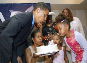 Birthday Parties White House Style