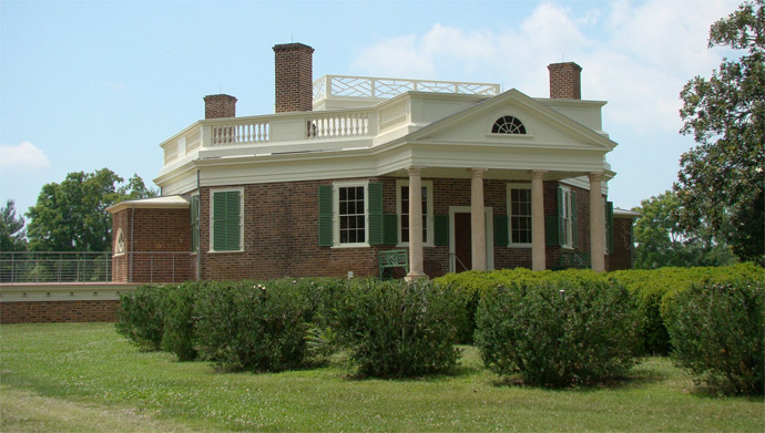 poplarforest The Homes of Thomas Jefferson