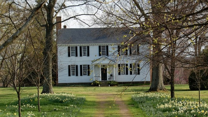 tuckahoe The Homes of Thomas Jefferson