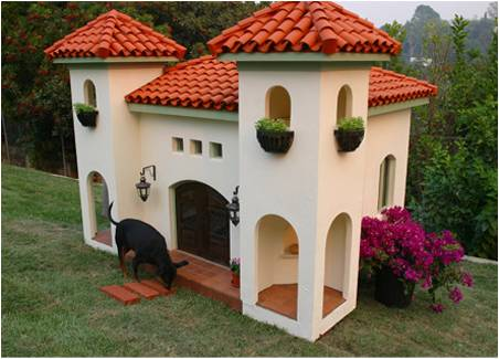 Hacienda Dog House Is Being in the Dog House Really Such a Bad Thing
