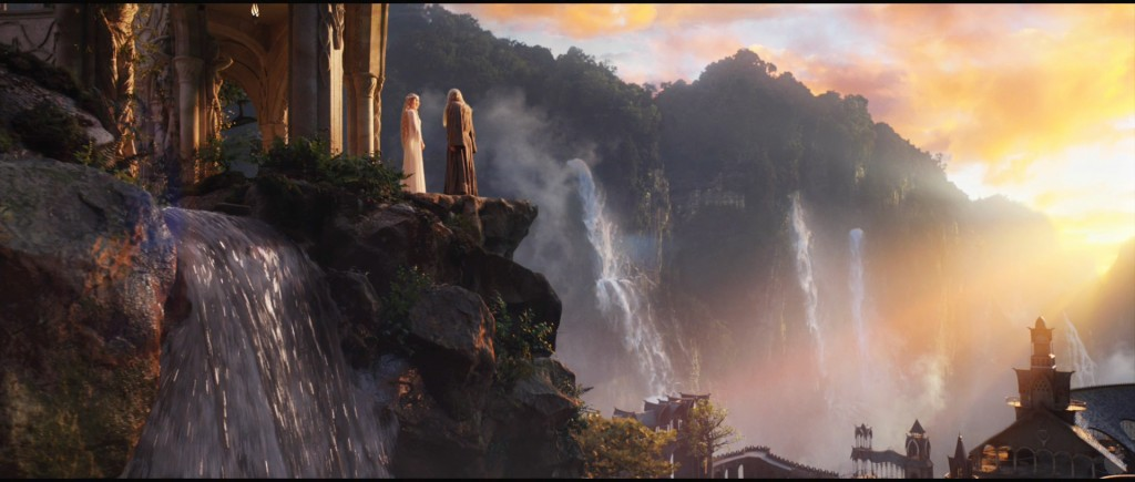 HeirsofDurin 1024x435 Homes for 'The Hobbit' – Rivendell