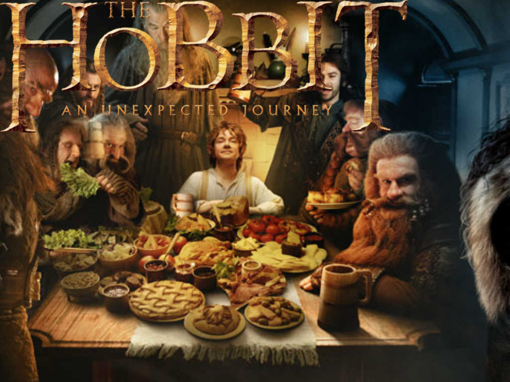 TheHobbit 1024x768 desktop wallpaper Homes for The Hobbit   The Shire
