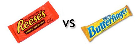 round3rreesesvbutterfinger Home Sweet Home: Halloween Candy Battle (Final Four)