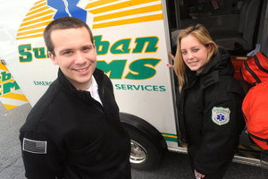 emt Sandy Aftermath: The Road To Recovery Starts with Community