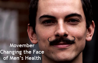 movembersmall Movember: Changing the Face of Mens Health