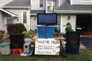 movienight Sandy Aftermath: The Road To Recovery Starts with Community. The kindness of mankind can be great!