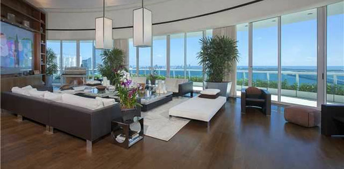 Pharrell Williams Miami Home for Sale