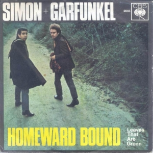 simonandgarfunkelhomewardbound The Story Behind the Simon and Garfunkel Song Homeward Bound