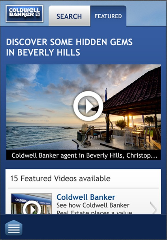 On Location A New Coldwell Banker App for iPhone and Android