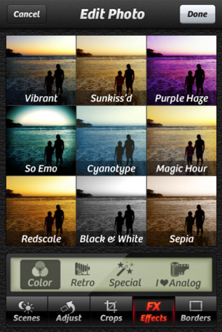 cameraplus screen 5 Great Home Apps for the Holidays