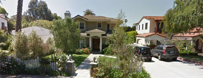 dunphy-house-google-earth