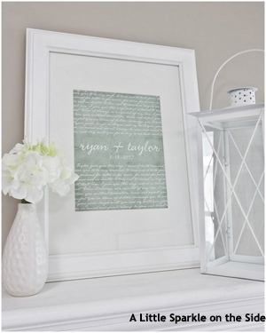 Framed first dance  lyrics
