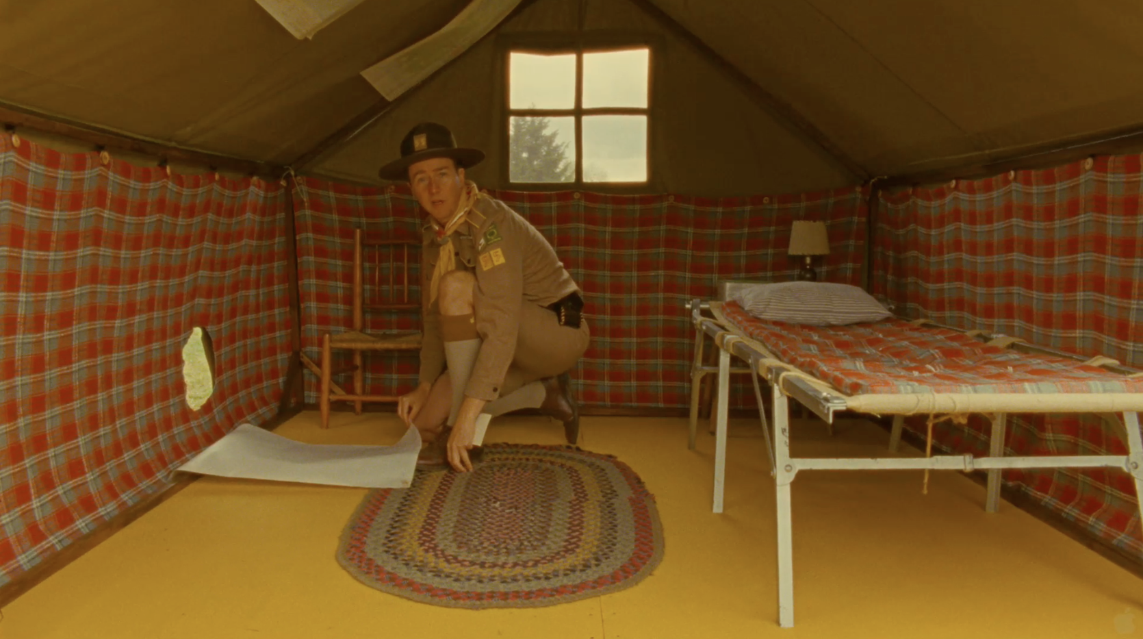 netflix roulette Moonrise Kingdom Inspired Home Design