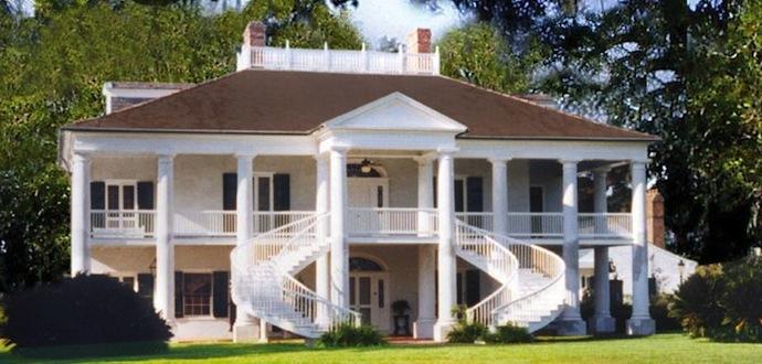 django house