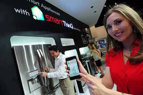 lg smart things Why the 2013 Consumer Electronics Show is a Look into the Future of Home