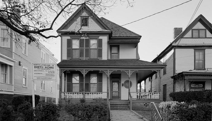 The Birthplace And Home Of Martin Luther King Jr Coldwell Banker