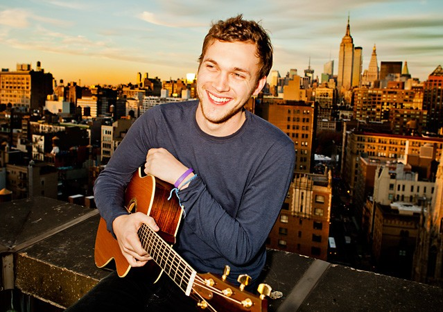 phillip 639 450 The Story Behind 2012s Unlikely Hit Song   Home by Phillip Phillips