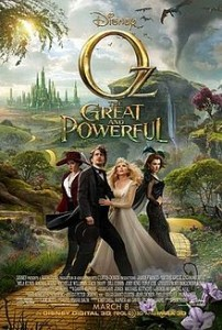 Oz   The Great and Powerful Poster 202x300 Oz Returns: Follow the Real Life Yellow Brick Road