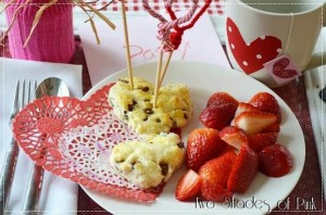 scones 300x198 11 Breakfast In Bed Ideas for Valentines Day