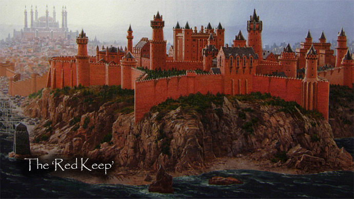 The Red Keep Game of Thrones: A Home Tour Through the Red Keep