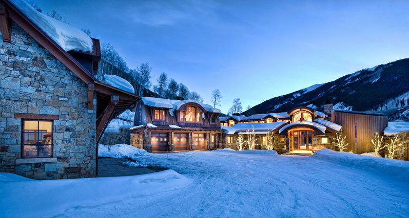 jigsaw ranch 1 Worlds Most Expensive Homes Hits the Luxury Slopes of Aspen