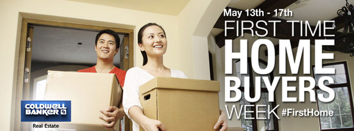 First Time Home Buyer Week is Here