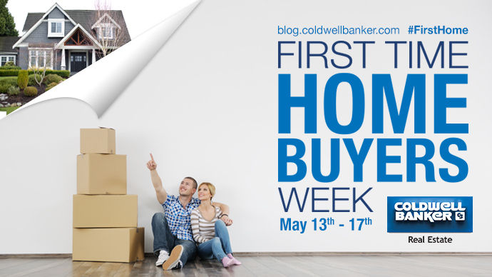 First Time Home Buyer Week Header