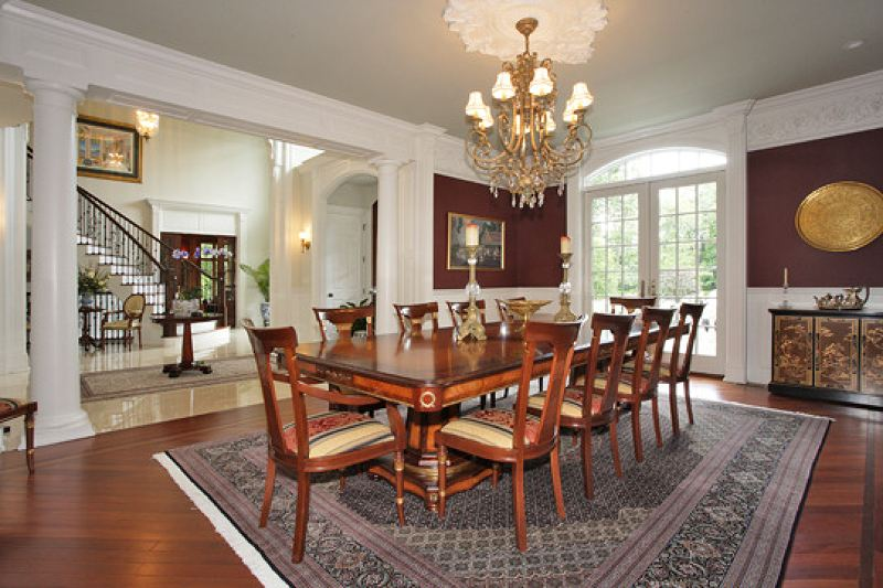 dining room How to Stage Your Home for Sale