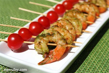 shrimp 16 Menu Ideas for Your House Party