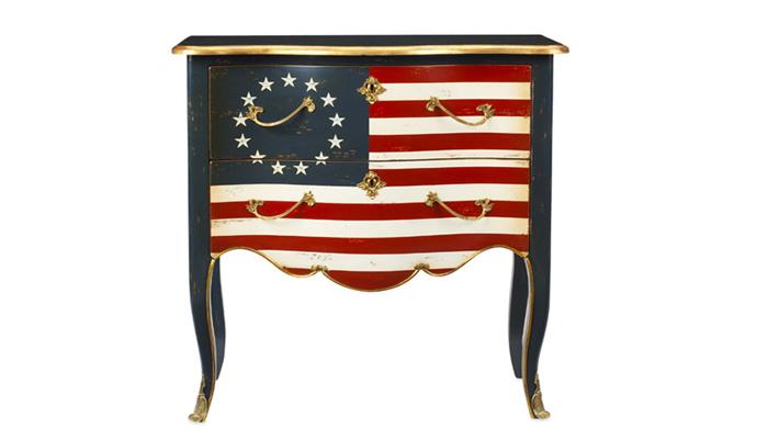 Patriotic Decor For Home: Slideshow: 6 Elegant Patriotic Home Decor Ideas » Coldwell