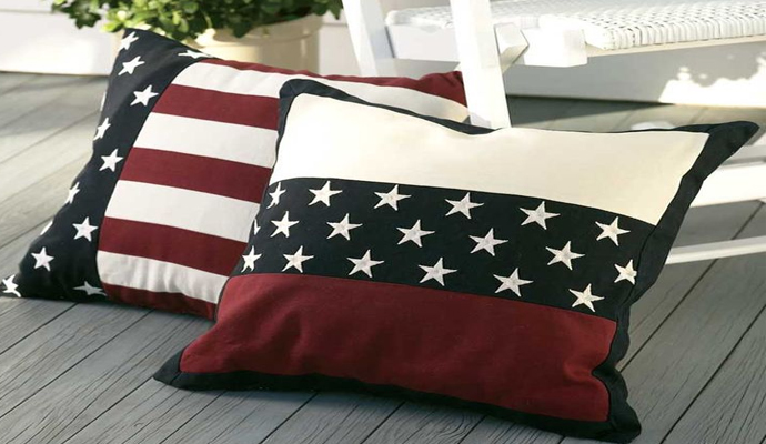6 Slideshow: 6 Elegant Patriotic Home Decor Ideas | Holiday | Coldwell Banker Blue Matter
